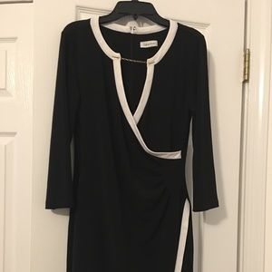 New without tags Calvin Klein size 6 dress